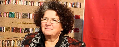 Fatma Samet : intégrer l'artisanat de Kerkennah dans la décoration de la maison