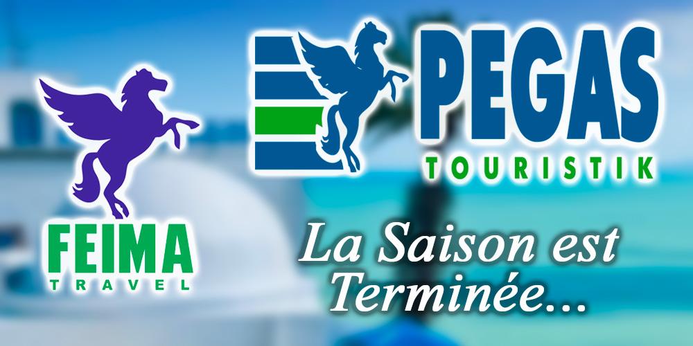 PEGAS TOURISTIK : La saison est déjà terminée