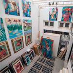 Dar El Fell à Sidi Bou Said, quand une Galerie d'art devient Maison d'hôtes