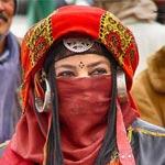 Photo du jour : La beauté de la femme berbère mise à l'honneur au Festival des Oasis de Tozeur