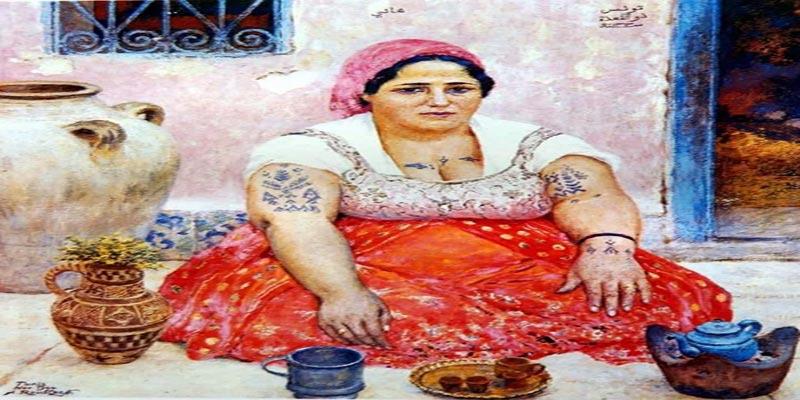 Les Tunisiennes d'antan sous le pinceau d'Alexandre Roubtzoff