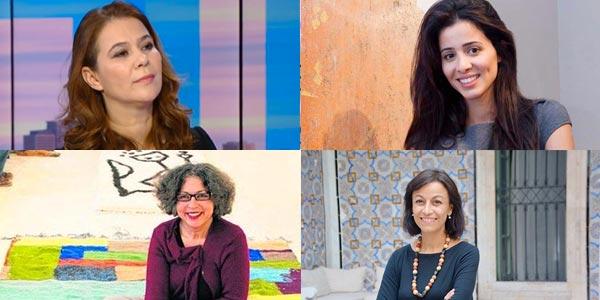 En photos : 10 femmes agitatrices de la Culture en Tunisie