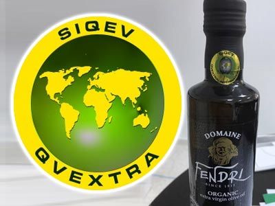Une huile d'olive tunisienne obtient un parmi les meilleurs Labels au monde !