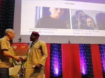 FESPACO: le film Fatwa de Mahmoud Ben Mahmoud remporte un prix spécial
