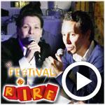 En vidéo : Programme du Festival du Rire 2015 dans une ambiance joviale !