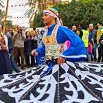 En photos : Coup d'envoi de la 36ème édition du Festival des Oasis de Tozeur le 17 Janvier 2017