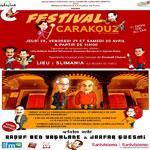 1ère édition du festival Carakouz du 28 au 30 avril à la Médina de Tunis