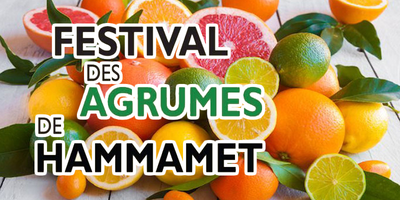 Le Festival des Agrumes de Hammamet, le rendez-vous appétissant de la ville