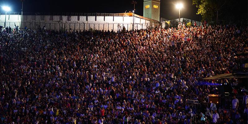 Bonne nouvelle pour le public du festival de Carthage ce soir !