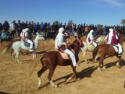 Le festival équestre de Midoun dans sa 2ème édition