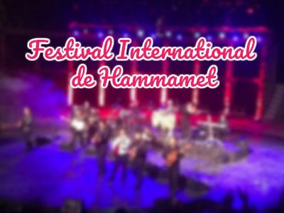 En photos : Découvrez la programmation détaillée du Festival Internationnal de Hammamet