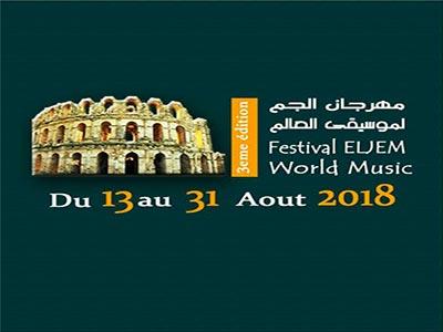 Programme du Festival World Music du 13 au 31 août 2018