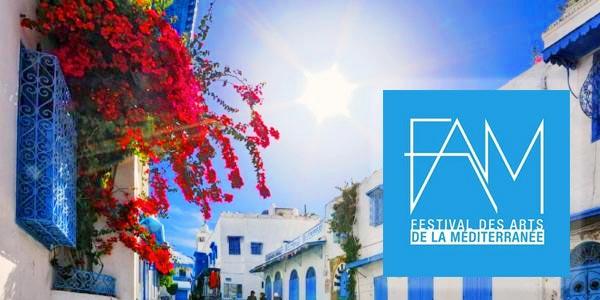 Le Festival des Arts de la Méditérannée illuminera Sidi Bou Saïd le 30 mars