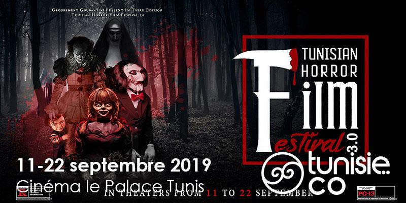 3éme édition du Festival du film d'horreur tunisien