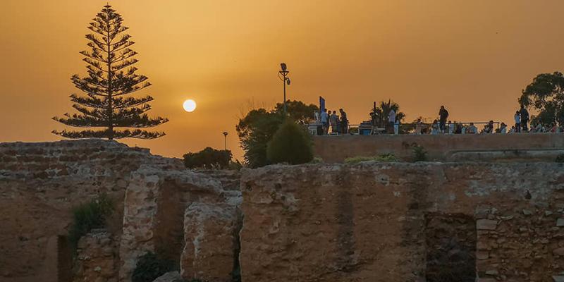 Fête de Carthage, pour commémorer la victoire du guerrier Hannibal