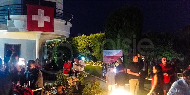 La fête nationale suisse célébrée à Carthage