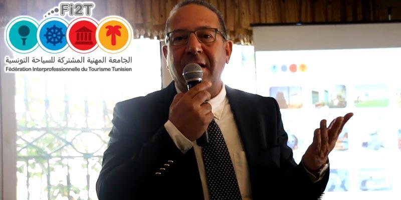En vidéo : Houssem Ben Azouz présente la Fédération Interprofessionnelle du Tourisme Tunisien Fi2T