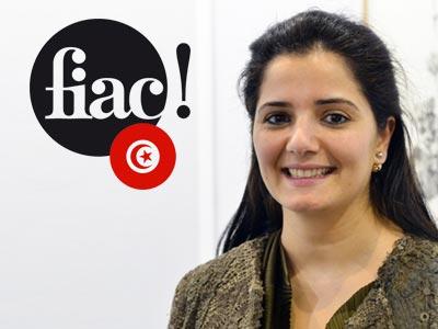 Grace à Salma Feriani, la Tunisie participera à la Foire Internationale d'Art Contemporain de Paris