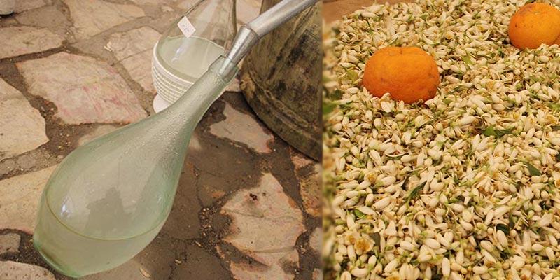 en vid o d couvrez la m thode de distillation traditionnelle de l 39 eau de fleurs d 39 oranger nabeul. Black Bedroom Furniture Sets. Home Design Ideas