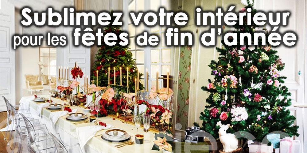 Sublimez votre intérieur avec 6 adresses de fleuristes pour les fêtes de fin d'année