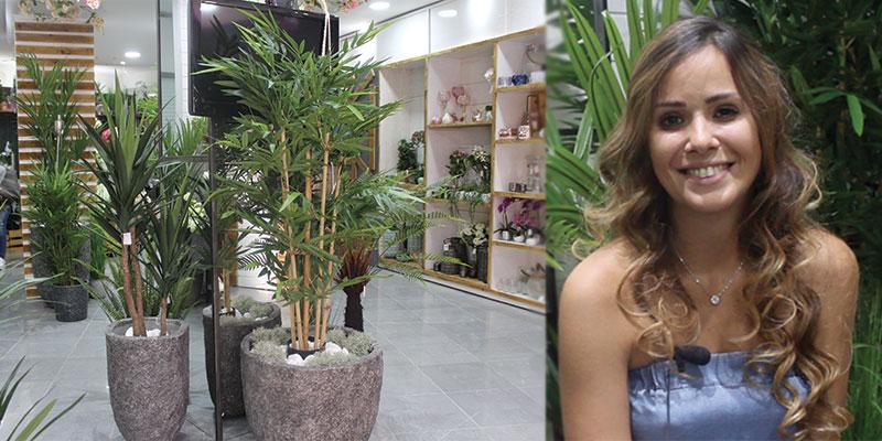 En vidéo : Inauguration de l'Atelier Fleuri à la Marsa