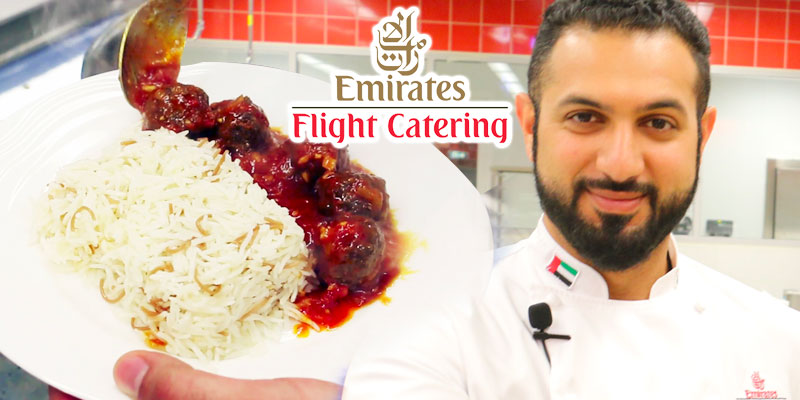 En vidéo : Secret du Daoud Bacha par un Chef Emirates Catering