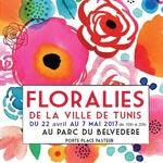 La grande exposition des fleurs au Belvédère du 22 Avril au 07 Mai