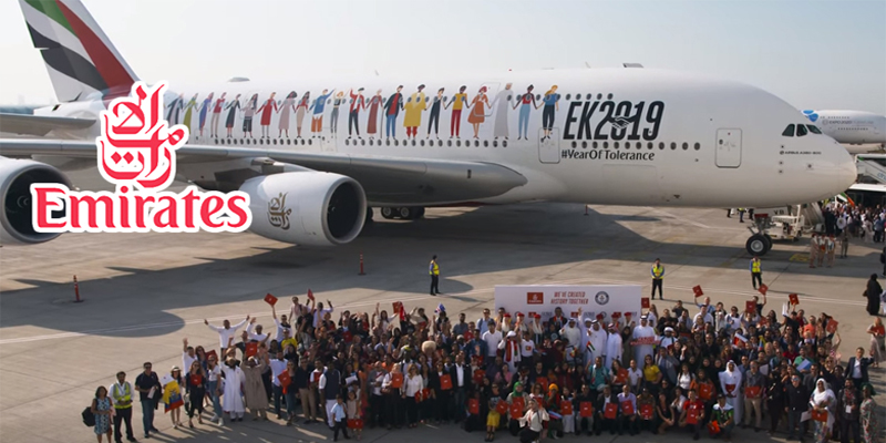 Avec des Tunisiens à bord, Emirates réalise un record mondial