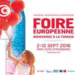 La Tunisie, « Invitée d'honneur » de la 84ème édition de la Foire Européenne de Strasbourg