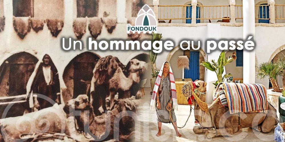 Quand El Fondouk Djerba rend hommage au passé!