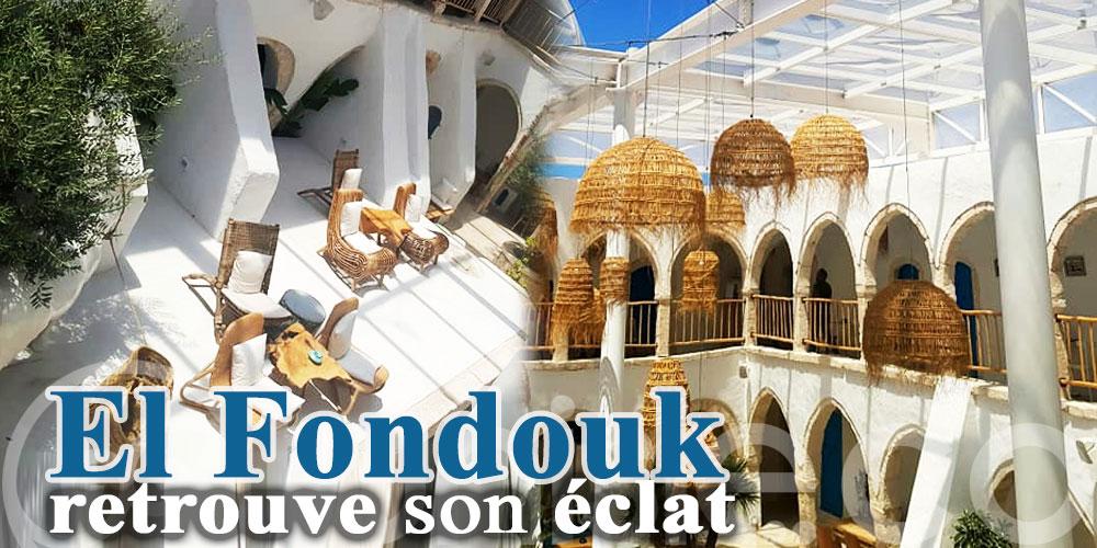 En photos: El Fondouk retrouve son éclat