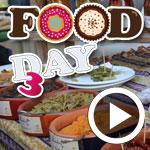 En vidéo : FOOD DAY 3 le rendez-vous des artisans gastronomiques au Saf Saf La Marsa