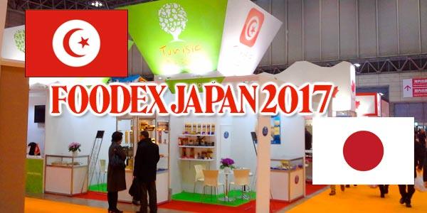 L´agroalimentaire de Tunisie à l'assaut de Tokyo au Japon