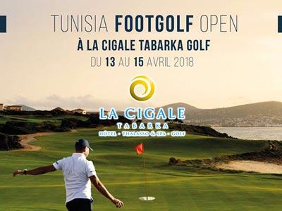 La Cigale Tabarka innove et lance le Footgolf à Tabarka