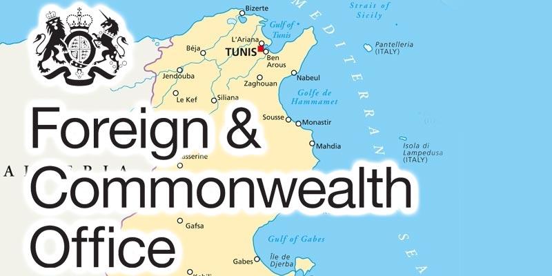 La Grande Bretagne lève l'interdiction de voyage vers la Tunisie
