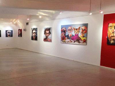 Maison des Arts du Belvédère - Dar El Founoun - CNAV