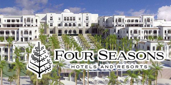 Pour sa prochaine ouverture Le Four Seasons Resort Tunis recrute ces profils