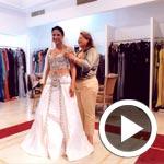 En vidéos : Faouzia Frad raconte son histoire et sa passion pour la haute couture