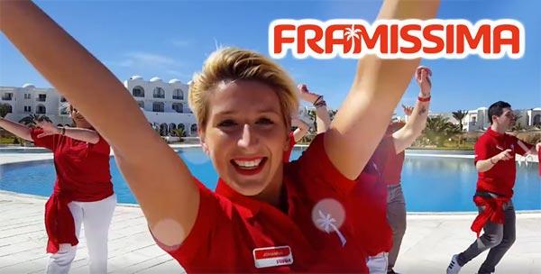 En vidéo : La Danse du Soleil 2017 du Club Framissima à Djerba