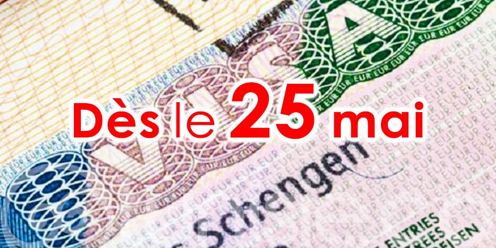Les visas de circulation pour la France expirés peuvent désormais être renouvelés