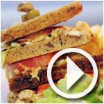 En vidéo : Démonstration de confection d´entrées de plats et de desserts au Novotel Tunis
