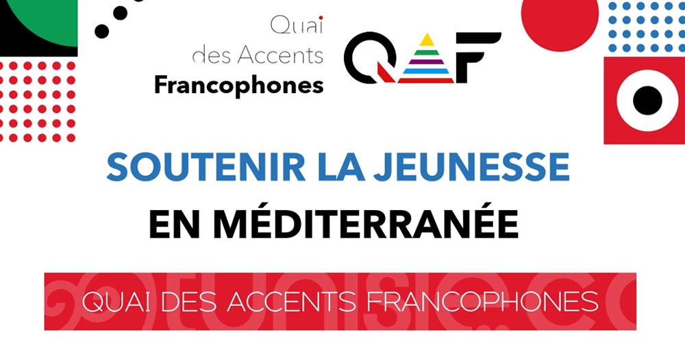 Sommet de la Francophonie: 1ère édition ''Quai des Accents francophones'' à Bizerte, Tunis, Gafsa et Kairouan