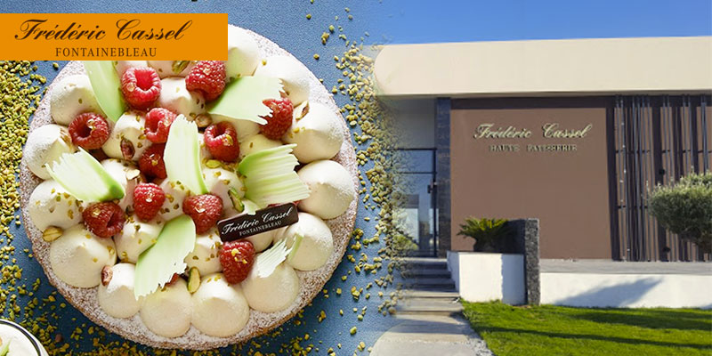 En photos : Ouverture prochaine de Frédéric Cassel Haute Patisserie à Tunis