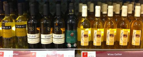 Freeshop: Vins
