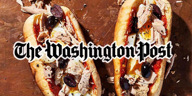Le Fricassé tunisien, une révélation pour Luke Pyenson au Washington Post