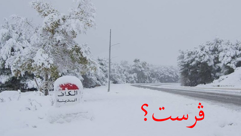 Grest ? Voici comment on exprime le froid en dialecte tunisien