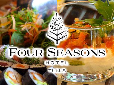 En vidéo : Découvrez le magnifique Family Brunch du Four Seasons Hotel Tunis