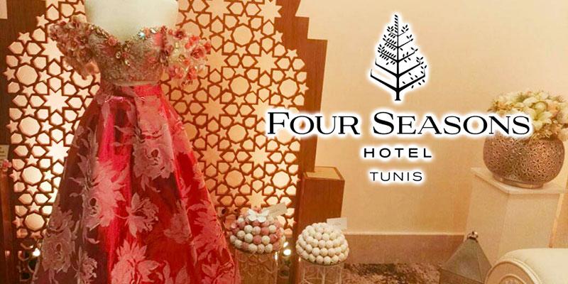 Le Four Seasons Hôtel lance son Wedding Atelier