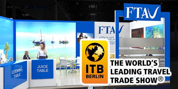 La FTAV prend part à l´ITB avec un stand dédié aux agences de voyages