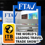 La FTAV prend part à l'ITB avec un stand dédié aux agences de voyages